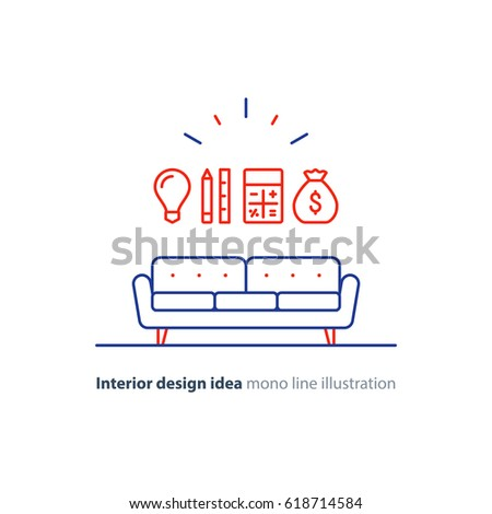 Calculating stock images royalty free images vectors shutterstock for How to calculate interior design fees