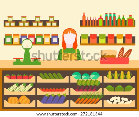 Fruit Stand Stock Images, Royalty-Free Images & Vectors ... Grocery Store Logos Free