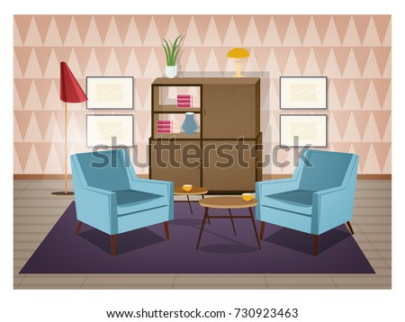 retro style living room furniture. exellent furniture interior of living room furnished in retro style old fashioned furniture  and home decorations  throughout retro style living room furniture