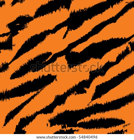 Interlacing black and red stripes with elements white - stock vector