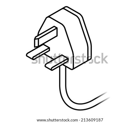 international ac power plug uk singapore malaysia hong kong
