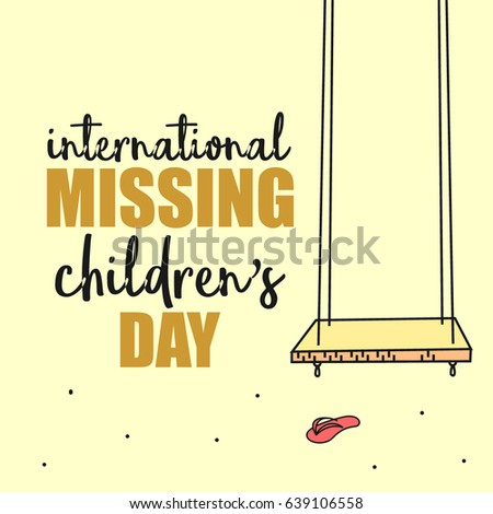 Child Kidnapping Images RoyaltyFree Images Vectors – Missing Child Poster Template