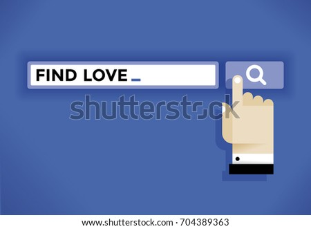 Online dating search engine