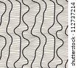 irregular abstract grid pattern. seamless texture - stock photo