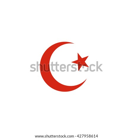 Islamic Star And Crescent Stock Images, Royalty-Free ...