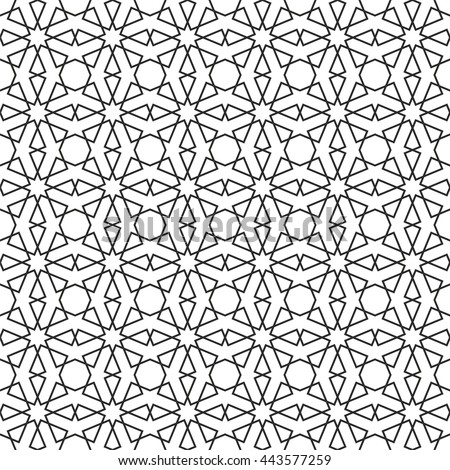 how to draw islamic geometric patterns pdf