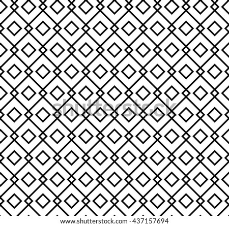 Islamic pattern seamless ornament. Vector repeating background. Geometric tiled texture