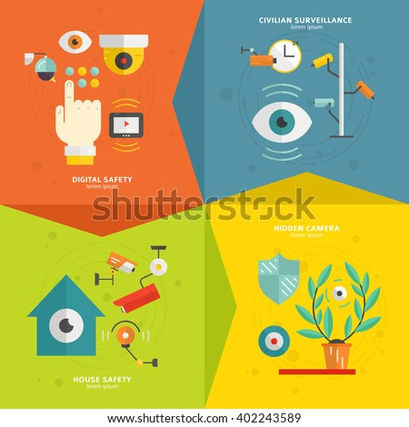 Isolated Easy Use Vector Templates Flyers Stock Photo Photo Vector