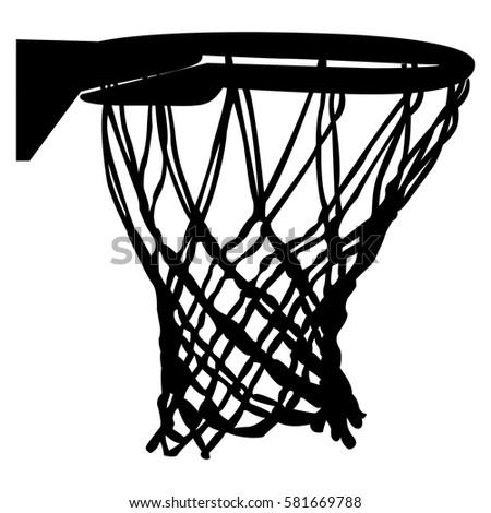 Basketball Net Logo Net Stock Images, Roya...