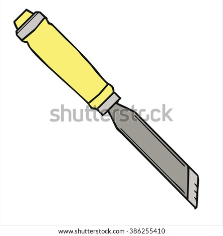 chisel and hammer coloring pages - photo#19