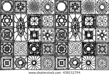 Crochet lace stock images royalty free images vectors for Border lace glam
