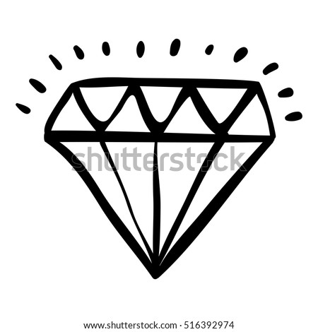 Diamond Drawing Stock Images, Royalty-Free Images ...