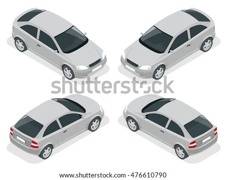 Isometric Car Stock Images, Royalty-Free Images & Vectors ...
