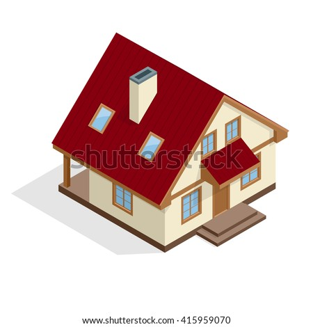 House Vector Stock Images, Royalty-Free Images & Vectors ...