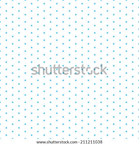 Isometric dot paper. Seamless vector. - stock vector