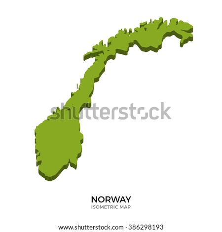Nordic Countries Map Stock Images RoyaltyFree Images Vectors - Norway map vector countries