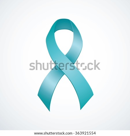 Issue logo loop symbolic concept problem of polycystic ovarian or kidney uterine, Anxiety disorder, Food allergy, hpv, Cervical, gynecologic tumor, scleroderma, tsunami victims. Global world fund bow - stock vector