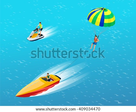 Its Summer Time Wallpaper Active Holidays Parakiting Can Be Used For Advertisement
