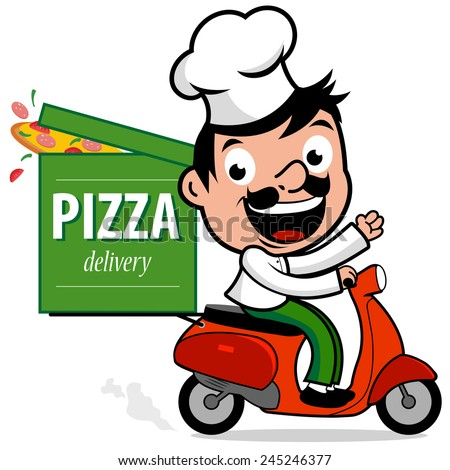 Indian Restaurant Delivery Driver
