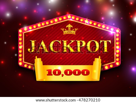 Jackpot Stock Photos, Royalty-Free Images & Vectors - Shutterstock