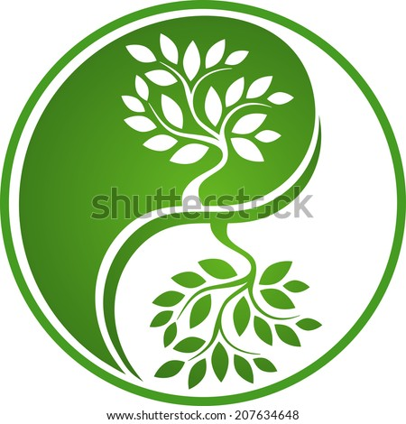 Japan tree - stock vector