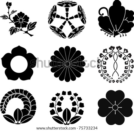 Japanese Family Crests 7