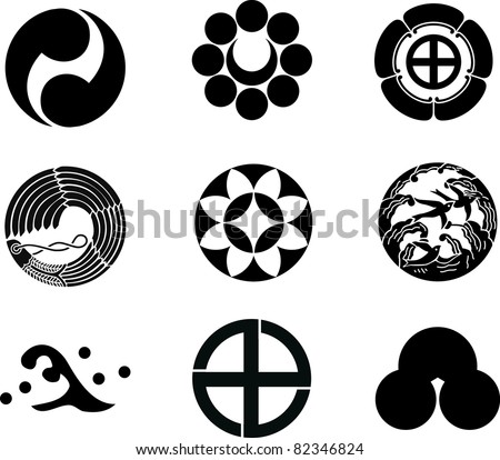 Japanese Family Crests 22