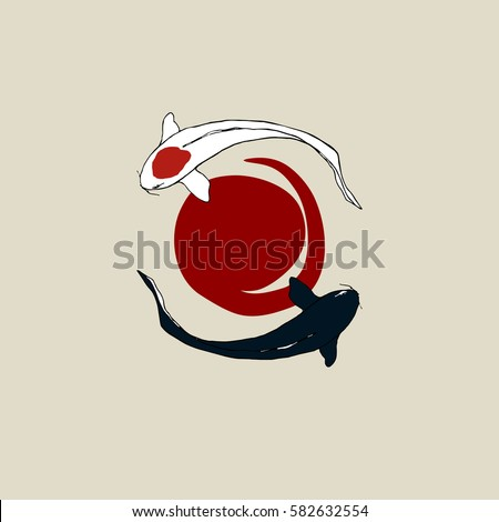 Koi Stock Images Royalty Free Images Vectors Shutterstock