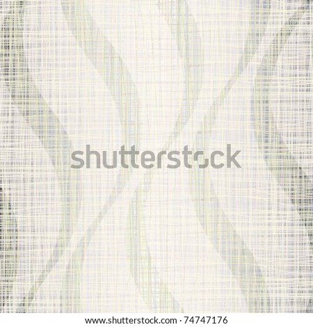 Jeans background a fabric flax a clap - stock vector