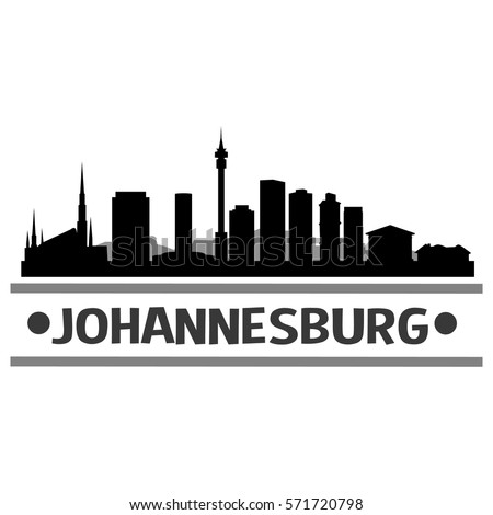 Johannesburg skyline stock images royalty free images vectors johannesburg skyline silhouette city design vector art thecheapjerseys Choice Image