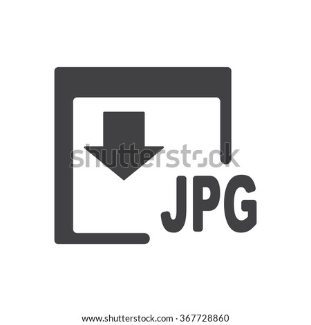JPG Icon JPG, JPG Icon Graphic, JPG Icon Picture, JPG Icon EPS, JPG Icon AI, JPG Icon JPEG, JPG Icon Art, JPG Icon, JPG Icon Vector - stock vector
