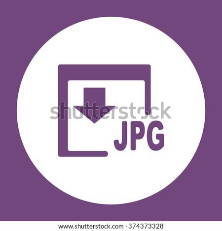 JPG Icon JPG, JPG Icon Graphic, JPG Icon Picture, JPG Icon EPS, JPG Icon AI, JPG Icon JPEG, JPG Icon Art, JPG Icon, JPG Icon Vector - stock vector