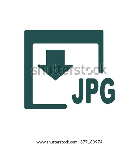 JPG Icon JPG, JPG Icon Graphic, JPG Icon Picture, JPG Icon EPS, JPG Icon AI, JPG Icon JPEG, JPG Icon Art, JPG Icon, JPG Icon Vector, JPG sign, JPG symbol - stock vector