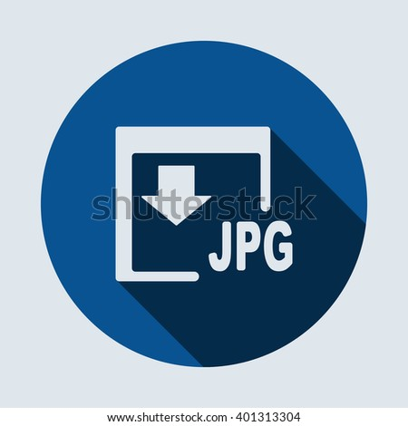 JPG Icon JPG, JPG Icon Graphic, JPG Icon Picture, JPG Icon EPS, JPG Icon AI, JPG Icon JPEG, JPG Icon Art, JPG Icon, JPG Icon Vector, JPG sign, JPG symbol - stock vector