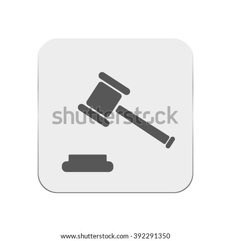 Judge gavel Icon Vector. Judge gavel Icon JPEG. Judge gavel Icon EPS. Judge gavel Icon AI. Judge gavel Icon Drawing. Judge gavel Icon Picture. Judge gavel Icon JPG. - stock vector