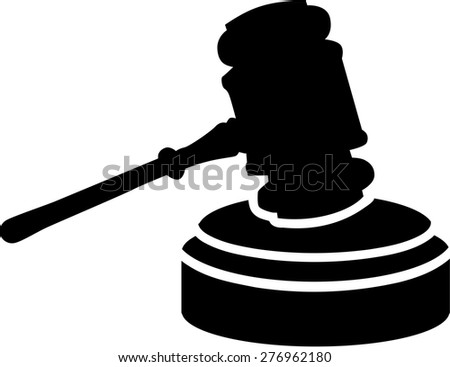 Judge Gavel Justice