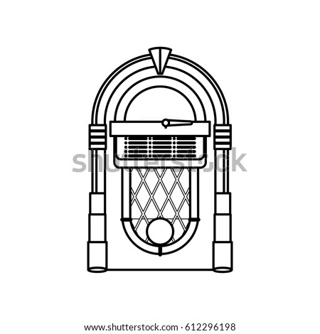 Jukebox stock images royalty free images vectors for Jukebox labels template