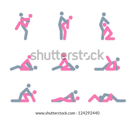 Kama Sutra - stock vector