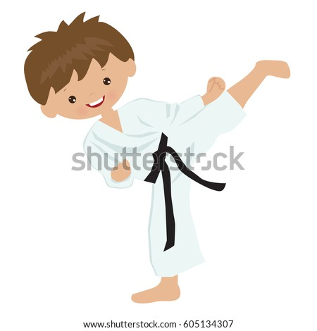 Karate Stock Illustrations