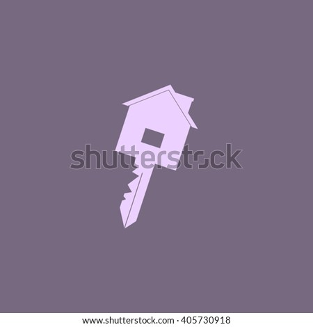 Key - vector icon