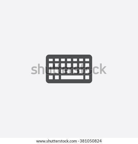 keyboard Icon Vector. keyboard Icon Art. keyboard Icon object. keyboard Icon Image. keyboard Icon logo. keyboard Icon Sign. keyboard Icon Flat. keyboard Icon design. keyboard icon app. keyboard icon - stock vector