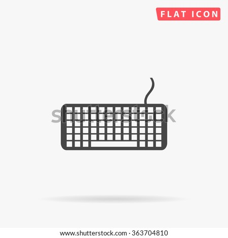 Keyboard Icon Vector. Keyboard Icon JPEG. Keyboard Icon Picture. Keyboard Icon Image. Keyboard Icon Graphic. Keyboard Icon JPG. Keyboard Icon EPS. Keyboard Icon AI. Keyboard Icon Drawing - stock vector