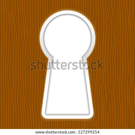 Keyhole Vector Graphics