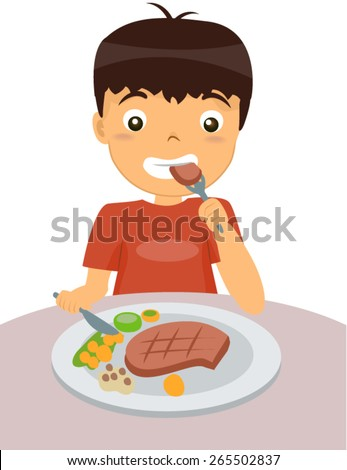 Table Manners Stock Images, Royalty-Free Images & Vectors ...