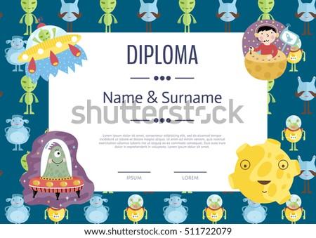 diploma preschool