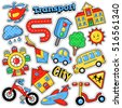kids fashion badges  patches ...