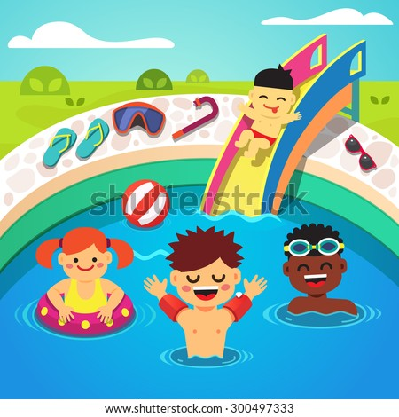 Floatation stock photos royalty free images vectors shutterstock How to draw swimming pool water
