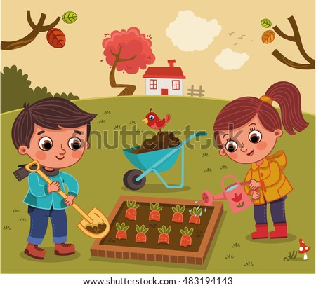 Growing Vegetables Stock Images, Royalty-Free Images ...