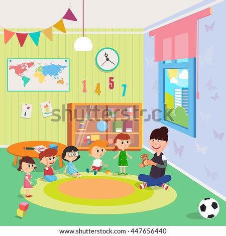 Picturesque Kindergarden Stock Images Royaltyfree Images  Vectors  With Magnificent Kindergarden Interior Girls And Boys Sitting Around The Teacher Vector  Illustration With Delightful Garden Bird Songs And Calls Also Squires Garden Centre Harrow In Addition Wallington Garden Centre And St Albans Garden Centre As Well As Tilting Garden Parasol Additionally Meynell Langley Garden Centre From Shutterstockcom With   Delightful Kindergarden Stock Images Royaltyfree Images  Vectors  With Picturesque St Albans Garden Centre As Well As Tilting Garden Parasol Additionally Meynell Langley Garden Centre And Magnificent Kindergarden Interior Girls And Boys Sitting Around The Teacher Vector  Illustration Via Shutterstockcom