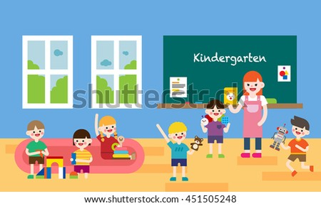 Nice Kindergarden Teacher Stock Vectors Images  Vector Art  Shutterstock With Heavenly Kindergarden Vector Illustration With Astonishing Patisserie Covent Garden Also Happy Garden Macclesfield In Addition Ming Garden Restaurant And Tokyo Parks And Gardens As Well As Westbury Garden Rooms Additionally Garden Steam Trains For Sale From Shutterstockcom With   Heavenly Kindergarden Teacher Stock Vectors Images  Vector Art  Shutterstock With Astonishing Kindergarden Vector Illustration And Nice Patisserie Covent Garden Also Happy Garden Macclesfield In Addition Ming Garden Restaurant From Shutterstockcom